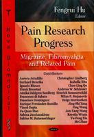 Fengrui Hu - Pain Research Progress - 9781600216794 - V9781600216794