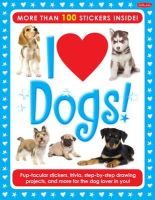 Walter Foster Creative Team - I Love Dogs! Activity Book - 9781600582257 - V9781600582257