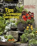 Editors and Contributors of Fine Gardening - Tips for Container Gardening - 9781600853401 - V9781600853401