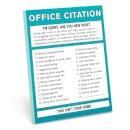 Knock Knock - Office Citation: Nifty Note - 9781601065049 - V9781601065049