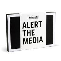 Knock Knock - Knock Knock Alert the Media Stationery Set - 9781601069566 - V9781601069566