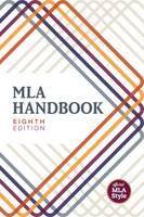 The Modern Language Association of America - MLA Handbook - 9781603292627 - V9781603292627