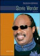 Brown, Jeremy K. - Stevie Wonder: Musician (Black Americans of Achievement) - 9781604136852 - V9781604136852