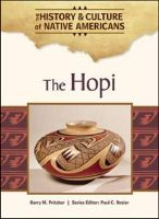 Pritzker, Barry - The Hopi (The History & Culture of Native Americans) - 9781604137989 - V9781604137989
