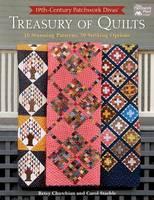 Chutchian, Betsy, Staehle, Carol - 19th-Century Patchwork Divas' Treasury of Quilts: 10 Stunning Patterns, 30 Striking Options - 9781604687958 - V9781604687958