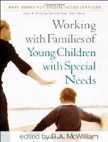 - Working with Families of Young Children with Special Needs - 9781606235393 - V9781606235393