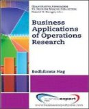 Nag - Business Applications of Operations Research - 9781606495261 - V9781606495261
