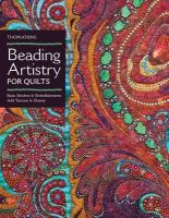 Atkins, Thom - Beading Artistry for Quilts - 9781607055846 - V9781607055846