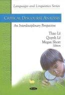 Le, Thao; Short, Megan - Critical Discourse Analysis - 9781607413202 - V9781607413202