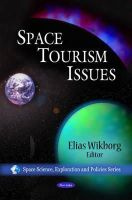 - Space Tourism Issues - 9781607413530 - V9781607413530