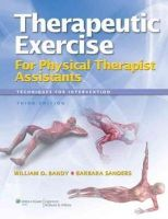 Bandy, William D. - Therapeutic Exercise for Physical Therapy Assistants - 9781608314201 - V9781608314201