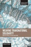 O'Donnell, Katherine - Weaving Transnational Solidarity - 9781608462056 - V9781608462056