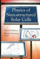 Viorel Badescu - Physics of Nanostructured Solar Cells - 9781608761104 - V9781608761104