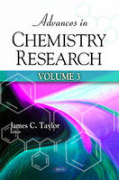 - Advances in Chemistry Research - 9781608764648 - V9781608764648