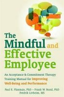 Flaxman, Paul - Mindful and Effective Employees - 9781608820214 - V9781608820214