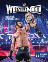 WWE - WWE: WrestleMania: The Official Poster Collection - 9781608878253 - V9781608878253