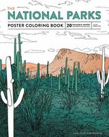 Shive, Ian - National Parks Coloring Book - 9781608879595 - V9781608879595