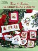Design Works Crafts - Fast & Festive 50 Christmas Designs - 9781609001476 - V9781609001476