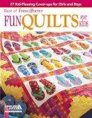 Crafts Media - Fun Quilts for Kids - 9781609003777 - V9781609003777