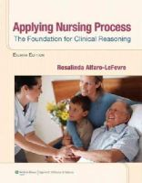 Alfaro-LeFevre, Rosalinda - Applying Nursing Process - 9781609136970 - V9781609136970