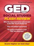 Learningexpress LLC - GED Test Social Studies Flash Review - 9781611030051 - V9781611030051