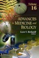 Berhardt, Leon V. - Advances in Medicine & Biology - 9781611227314 - V9781611227314