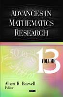 - Advances in Mathematics Research - 9781611227529 - V9781611227529
