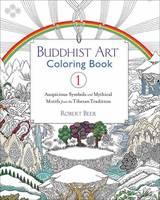 Beer, Robert - Buddhist Art Coloring Book 1 - 9781611803518 - V9781611803518
