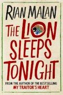 Malan, Rian - The Lion Sleeps Tonight - 9781611855838 - V9781611855838