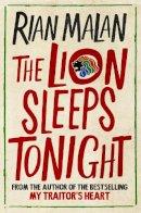 Malan, Rian - Lion Sleeps at Night - 9781611856057 - V9781611856057