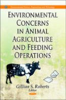- Environmental Concerns in Animal Agriculture & Feeding Operations - 9781612095189 - V9781612095189