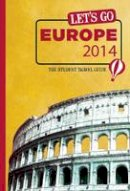 Inc., Harvard Student Agencies - Let's Go Europe 2014: The Student Travel Guide - 9781612370422 - KEX0270437