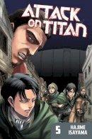 Isayama, Hajime - Attack on Titan - 9781612622545 - V9781612622545