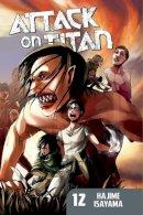 Isayama, Hajime - Attack on Titan 12 - 9781612626789 - V9781612626789