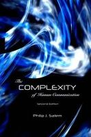 Salem, Philip J. - The Complexity of Human Communication (The Hampton Press Communication Series) - 9781612891064 - V9781612891064