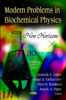 - Modern Problems in Biochemical Physics - 9781613240038 - V9781613240038