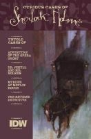 Reed, Gary, Jones, Steven  Philip - Curious Cases of Sherlock Holmes - 9781613771037 - KBS0000275