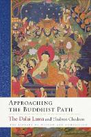 Dalai Lama, His Holiness the, Chodron, Thubten - Approaching the Buddhist Path (The Library of Wisdom and Compassion) - 9781614294412 - V9781614294412