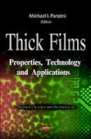 - Thick Films - 9781614703846 - V9781614703846