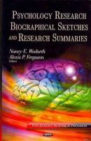 - Psychology Research Biographies and Summaries - 9781614704911 - V9781614704911