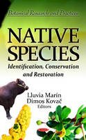 - Native Species - 9781614706137 - V9781614706137