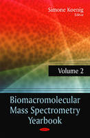 - Biomacromolecular Mass Spectrometry Yearbook - 9781614707394 - V9781614707394