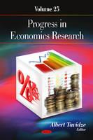 - Progress in Economics Research - 9781614707400 - V9781614707400
