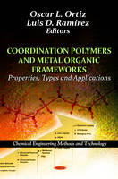 - Coordination Polymers and Metal Organic Frameworks - 9781614708995 - V9781614708995