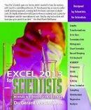 Verschuuren, Dr. Gerard - Excel 2013 for Scientists - 9781615470259 - V9781615470259