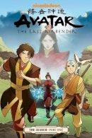 Yang, Gene  Luen, DiMartino, Michael Dante, Konietzko, Bryan, Gurihiru - Avatar: The Last Airbender - The Search, Part 1 - 9781616550547 - V9781616550547