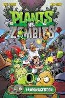 Tobin, Paul - Plants Vs. Zombies: Lawnmageddon - 9781616551926 - V9781616551926