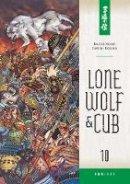 Koike, Kazuo - Lone Wolf and Cub Omnibus Volume 10 - 9781616558062 - V9781616558062