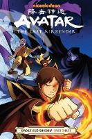 Yang, Gene Luen - Avatar: The Last Airbender-Smoke and Shadow Part Three - 9781616558383 - V9781616558383