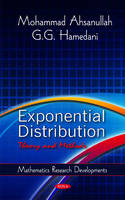 Ahsanullah, Mohammad; Hamedani, G. G. - Exponential Distribution - 9781616683177 - V9781616683177